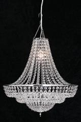 Clear Crystal Chandalier